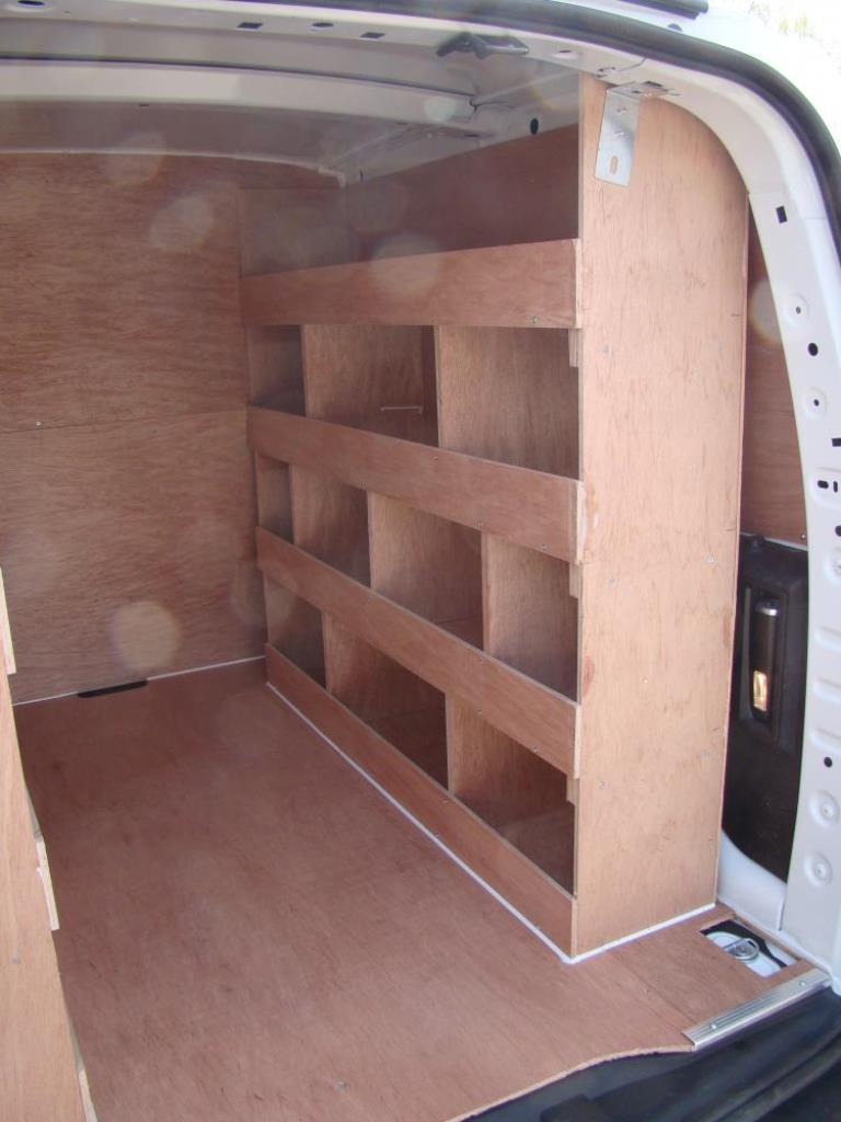 Plywood Racking Systems