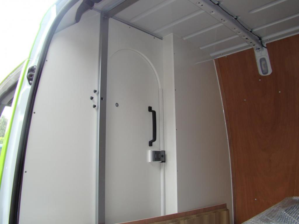 Special Door Bulkhead for Courier Companies