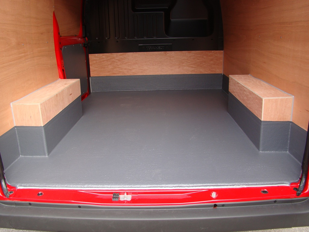 Interior van lining for Van ply lining templates