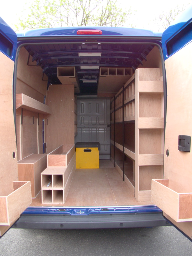 Bespoke Racking