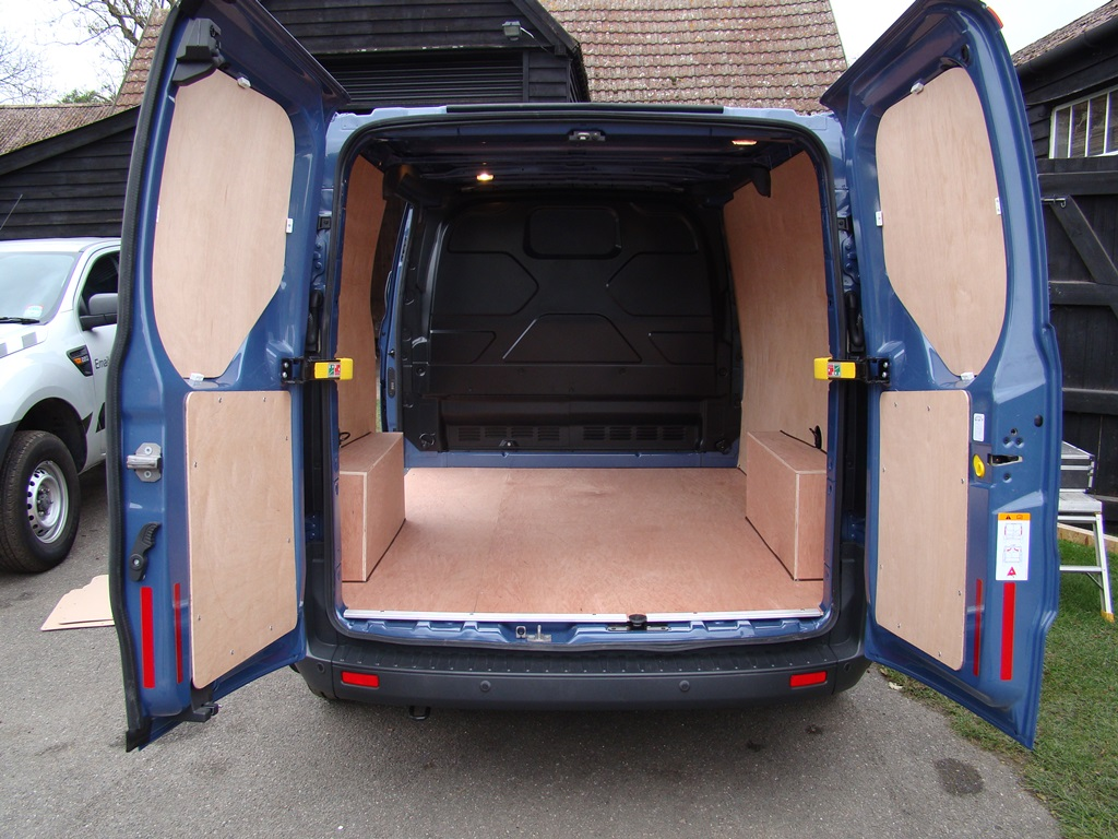 Ford Transit Custom Ply Lining