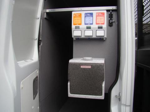 Crew Cab Conversion Crew Van Tool Storage 4