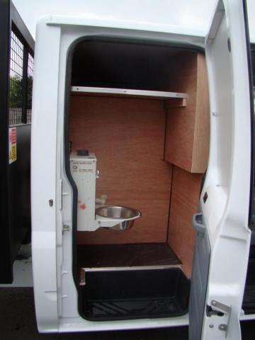 Crew Cab Conversion Crew Van Tool Storage 2