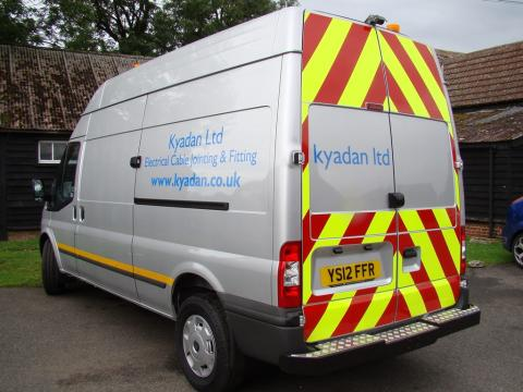 Ford Transit Chapter 8