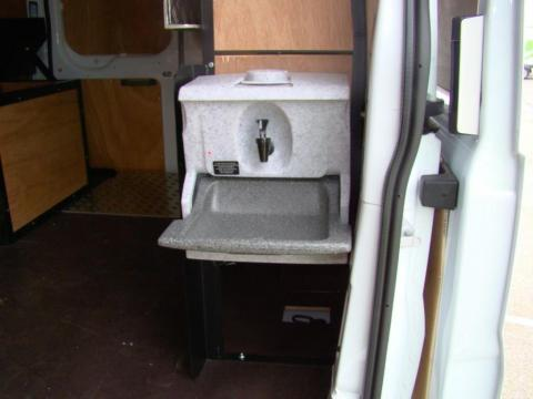 Hand Wash Sink Unit - 2