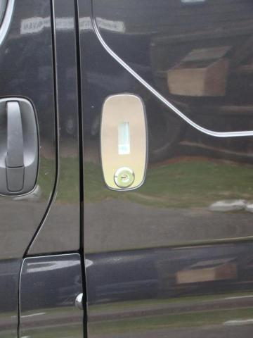 Vivaro Trafic Primastar Replacement Door Handle Slamplate